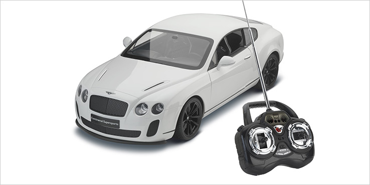 Remote Control Bentley Continental Supersports Car