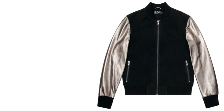 Blood Brother Varsity Jacket