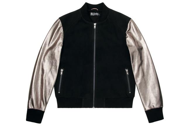 Blood Brother Varsity Jacket