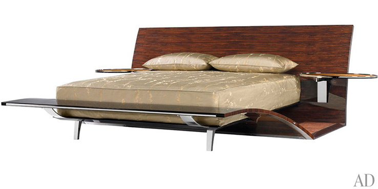 Brad Pitt's New Furniture Collection with Frank Pollaro