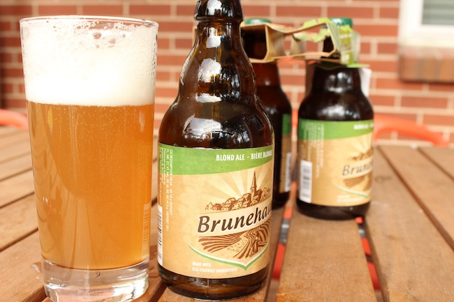 Brunehaut Blonde Ale