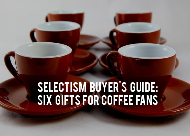 6 Gifts for Coffee Fans