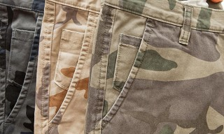 New Camo from Dockers Alpha Khaki Holiday 2012 Collection