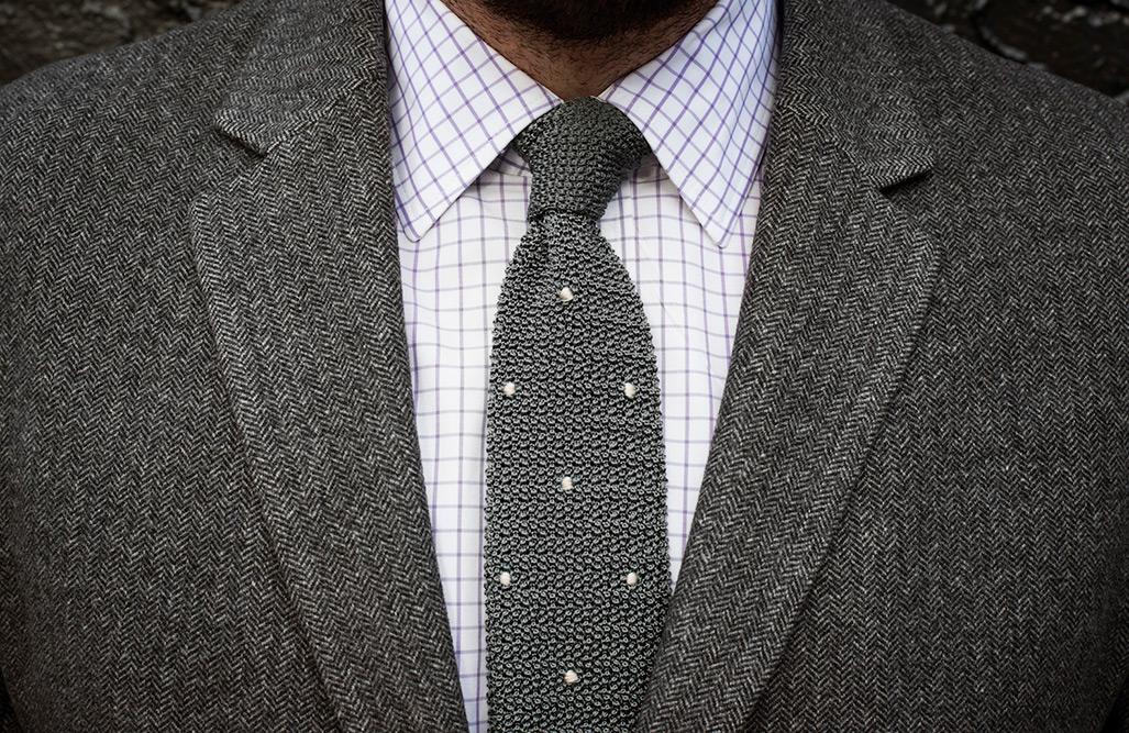 Drake's for Hodinkee Neckties