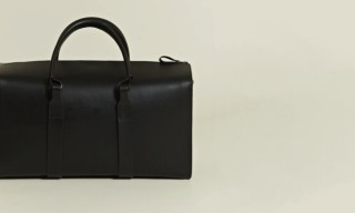 Fleet Ilya Leather Trunk