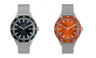 GANT Rugger Debuts Their First Wristwatch