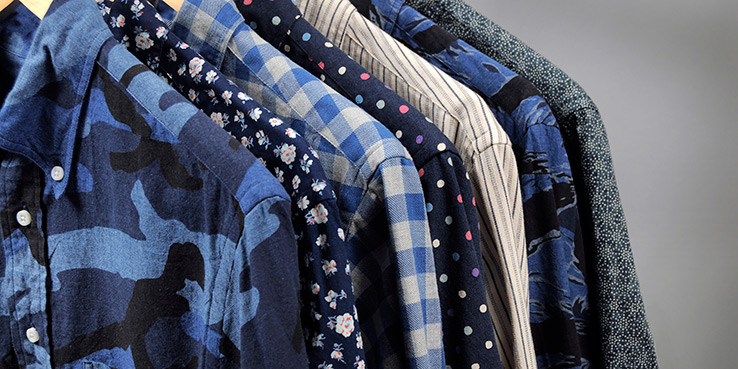 Gitman for The Hill-Side & Co. Holiday 2012 Shirt Collection