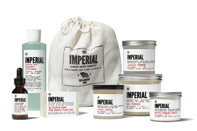 Imperial Barber Products Gift Set