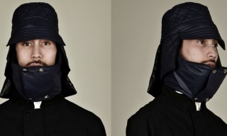 J.W. Anderson Quilted Leather Hat for Sith Lords