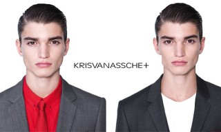 KRISVANASSCHE+ The new KvA Tailored Collection