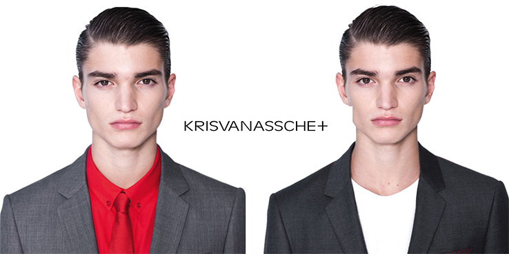 KRISVANASSCHE+ - The new KvA Tailored Collection