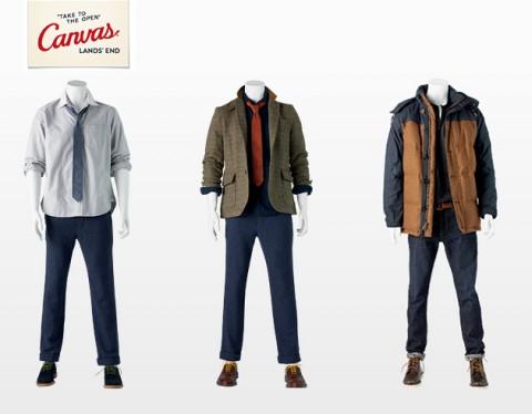 Canvas Lands' End Arrivals: Pop-up Shop Now Online.