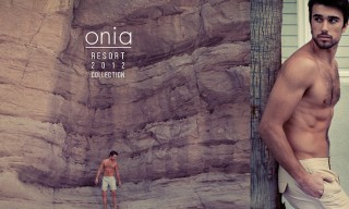 Onia Resort Collection 2013 – Swim Shorts and More