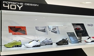 Porsche 40 Years of Porsche Design Exhibit