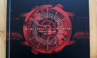 Win This! Quintessentially Watches Book Giveaway by Linde Werdelin