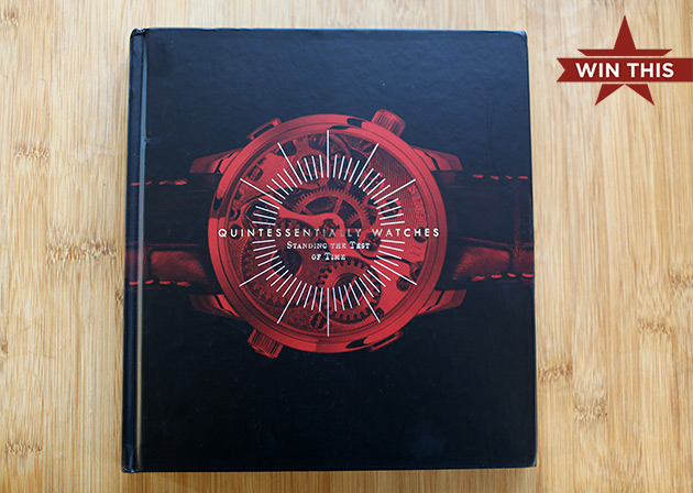 Quintessentially Watches Book + Giveaway by Linde Werdelin