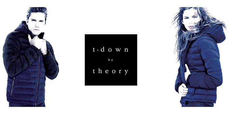 Theory and UNIQLO Launch T.Down by Theory for Holiday 2012
