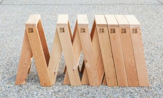 The Ever Expanding AA Stool System – Torafu Architects