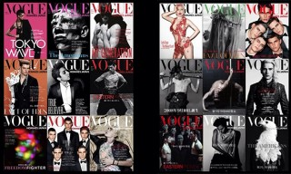 VOGUE HOMMES JAPAN – R.I.P.