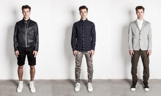 Wings + Horns Spring Summer 2013 Collection Lookbook