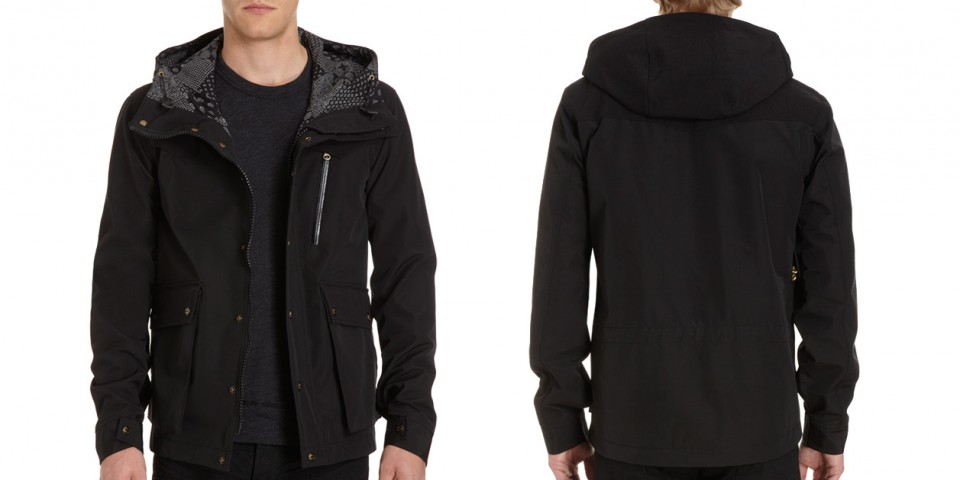 Woolrich John Rich & Bros. x Nanamica The Black Mountain Parka