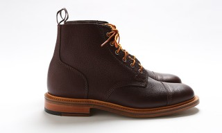 Woolrich Woolen Mills Cap Toe Boots – Black or Brown