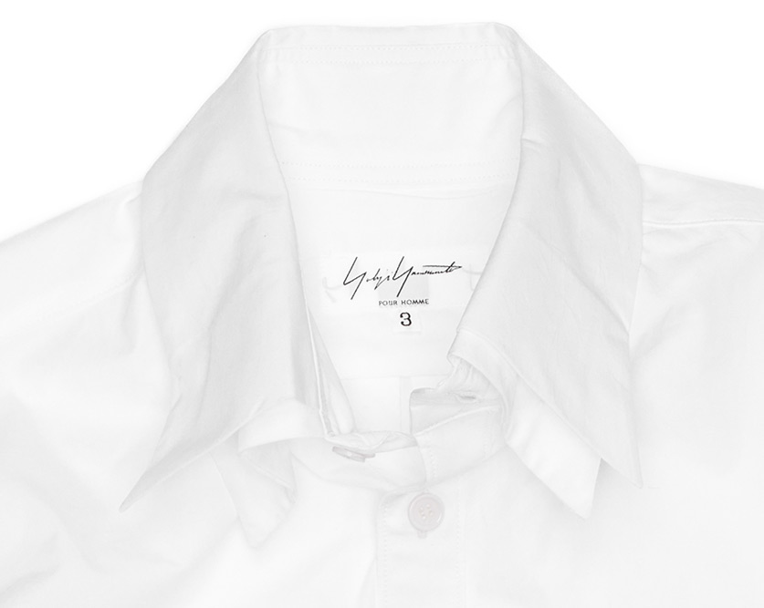 Yohji Yamamoto Double Collar Shirt