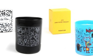 Ligne Blanche – Basquiat & Keith Haring Scented Candles