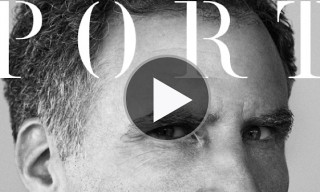 PORT Magazine – Issue 8 Preview Film Featuring Will Ferrell