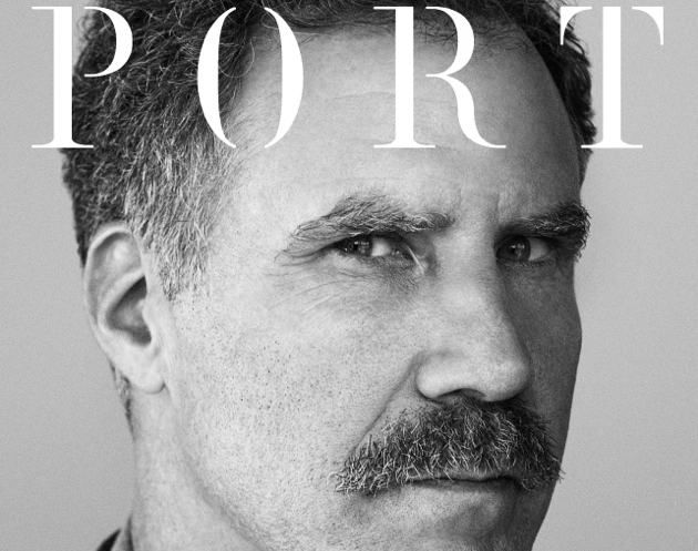 PORT Magazine   Issue 8 Preview Film Featuring Will Ferrell