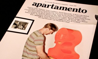 Apartamento Celebrates Fifth Anniversary With Issue No.10