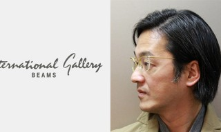 Reporting on Asia Q&A with Yuji Yamazaki, Dir. BEAMS International Gallery