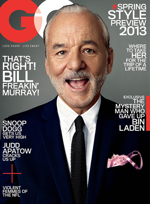 Bill Murray Cover