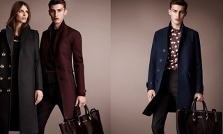 Burberry Prorsum Pre-Fall Winter Collection 2013 Lookbook