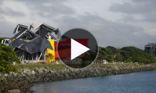 Frank Gehry's Biomuseo in Panama City