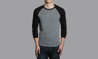 GENTS Long Sleeve Raglan Baseball T-Shirt