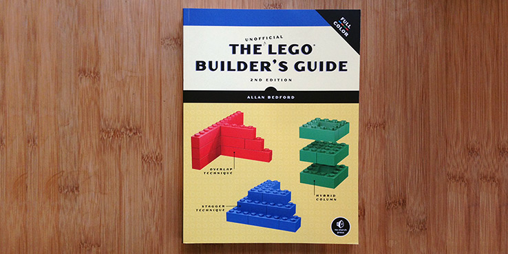 """The Unofficial LEGO Builder's Guide"" Book - A Look Inside"