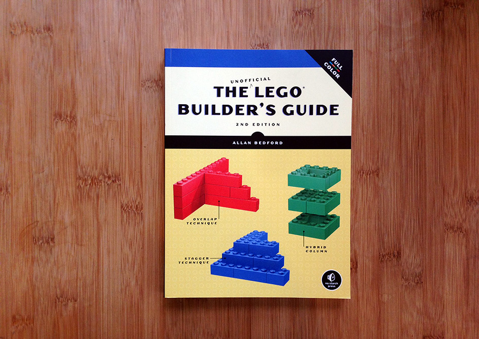 """""""The Unofficial LEGO Builder's Guide"""" Book - A Look Inside"""