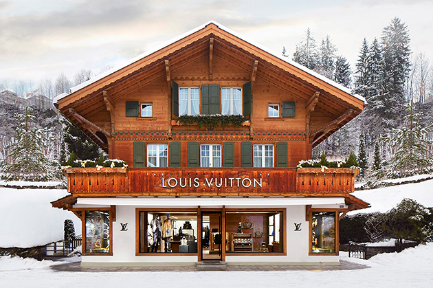 Louis Vuitton Opens New
