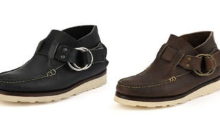 Mark McNairy for Eastland O Ring Chukka Boots