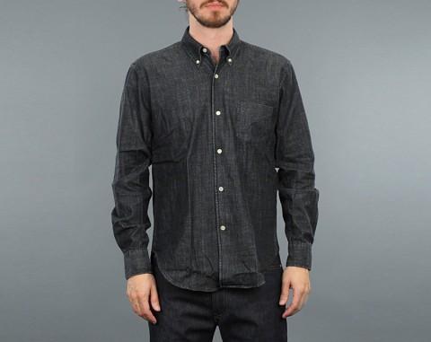 our-legacy-1950-black-denim-shirt-