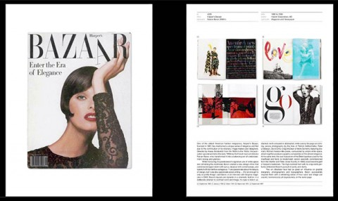 Watch | Phaidon Interview: Fernando Gutiérrez on Fabien Baron's Harper's Bazaar