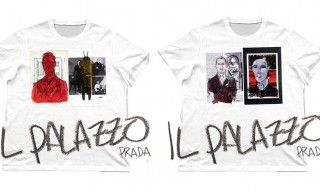 Prada and Richard Haines Limited Edition T-Shirts