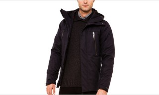 Surface to Air Hantone Aquastop Shell Parka
