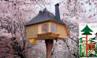 """Tree Houses: Fairy Tale Castles in the Air"" from Taschen"