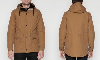 Wings + Horns Hunting Parka
