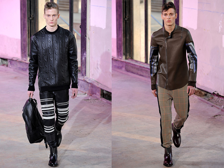 3.1 Phillip Lim Fall Winter 2013 Menswear 1