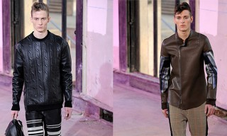 3.1 Phillip Lim Fall Winter 2013 Menswear