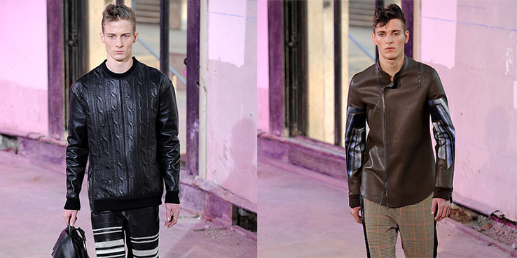 3.1 Phillip Lim Fall Winter 2013 Menswear 2