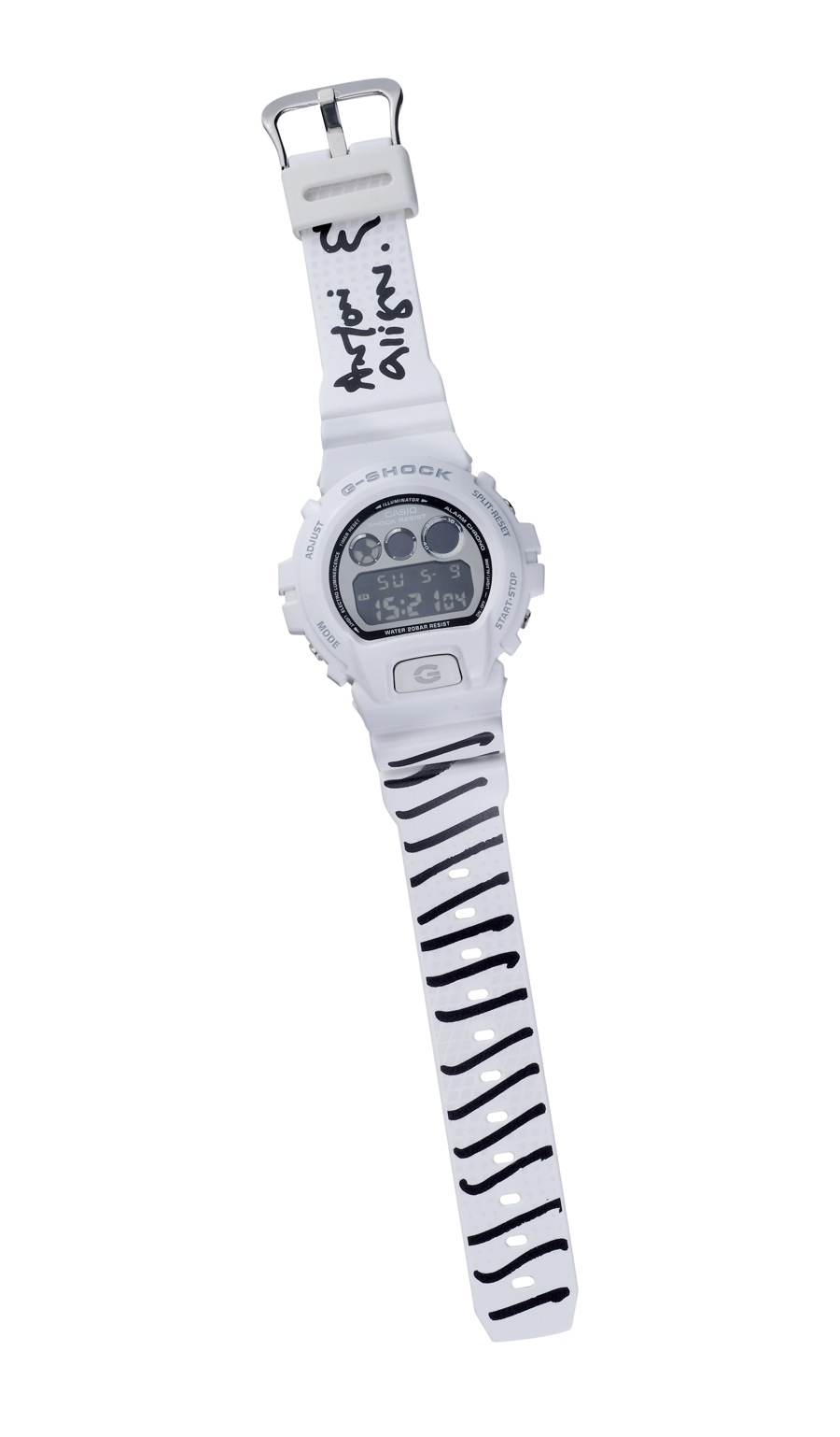 how to set g shock watch